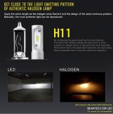 H11 LED 헤드라이트, 극단의 50W 6500K 8000lumens Brigh H8 H9