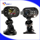 C600 1.5 '' TFT 1080P HD Car DVR Record Cam com sensor G 12 LED IR Night Vision