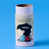 Настраиваемые Manufactory цилиндр Упаковка бумаги для детей карандаш