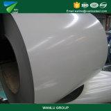 建築材料に使用するサウジアラビアのシグナル白いPPGIのコイル