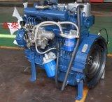 De Gekoelde Dieselmotor van Quanchai Water (model N485D) voor de Reeks van de Generator