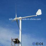 3KW 48V/96V/110V Gerador de turbina eólica off Grade no Sistema de Grade