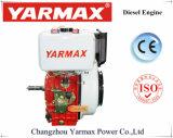 De Lucht van het Begin van de Hand Ym170fyarmax van Ym186f Ym192f koelde de Enige Mariene Dieselmotor 8.8/9.0kw 12.0/12.2HP van de Cilinder 548cc