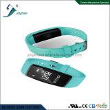 O Wristband 2017 esperto elegante novo, bracelete esperto ouve o Ce do bracelete da taxa, RoHS, FCC