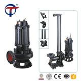 7.5kw 4inch 최신 판매 흡입 무쇠 하수 오물 펌프 중국 공장
