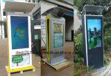 """47 """" im Freien LCD video bekanntmachender Bildschirm-Kiosk-Preis"""