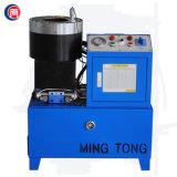Machine sertissante terminale hydraulique de câble métallique de pipe en acier