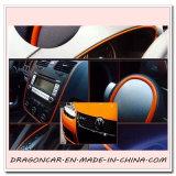 Accesorios interiores del coche y línea de tira del coche de la protección que moldea