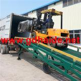 10tonage Capacity Mobile Yard Ramp per Loading e Unloading (HD-MYR10)