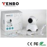 屋内スマートなホーム720p HD 3.6mmレンズ無線鍋または傾きの機密保護CCTV IR P2p WiFi IPのカメラ