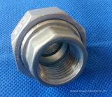 Accessorio per tubi dell'acciaio inossidabile dell'unione F/F conico
