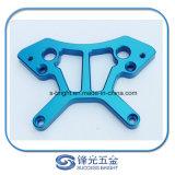 Centro de mecanización del CNC del precio justo para las piezas de aluminio
