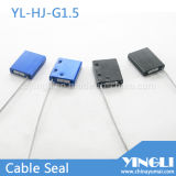 Sicherheit Cable Seal für Logistic Box Sealing (YL-HJ-G1.5)