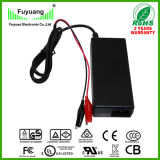 Safety Security Products를 위한 산출 5.5A 12V Li 이온 Battery Charger