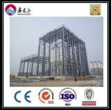 Qualitäts-und niedrige Kosten-Licht-Stahlkonstruktion-aufbauende vorfabrizierte Haus-Werkstatt