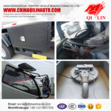 Depósito de gasolina Caminhão De Combustível de Chasis Dongfeng para Abastecimiento De Carros