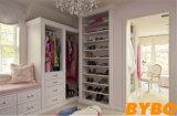 Guardaroba del cartone per scatole della melammina della mobilia della camera da letto (BY-W-81)