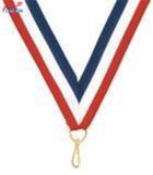 Pas Medaille de Van uitstekende kwaliteit van het Metaal van het Sleutelkoord van het Voetbal aan