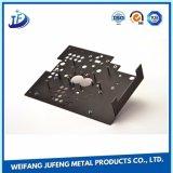 Metal de hoja de la alta precisión de Customized/OEM que estampa con servicio de electrochapado