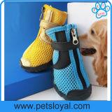 高品質涼しいペットブート犬の靴製造業者