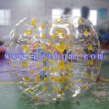 Sfera Bumper gonfiabile della sfera del corpo del parco di divertimenti/sfera Bumper gonfiabile umana della bolla