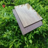 Wood and Composite Timber Look Plastics Aluminum Panel