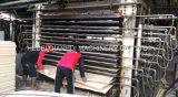 Secador quente do folheado da imprensa do melhor método de secagem do folheado