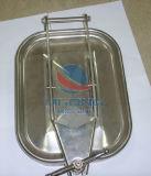 Boca rectangular del acero inoxidable para el tanque/el vaso