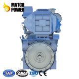 Dieselmotor 258kw van de Boot van de Motor van Weichai 350HP van de Prijs van de fabriek de Mariene Wp12