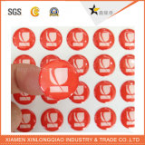 La impresora Impreso personalizado de impresión de etiquetas autoadhesivas de Resina Epoxi adhesivo Domo