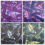 Oxford 420D 600D indéchirable coups de pinceau tissu de polyester d'impression