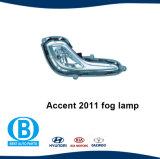 Accent 2011 de Lichaamsdelen Licht Hyundai en KIA van Foglamp