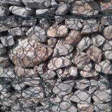 Gabião Cesta/Gabião/caixa cheia de Pedra Gabião Cesta