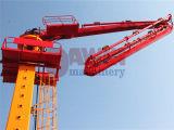 Brazo giratorio de la distribución de la colocación de concreto hidráulico de la Ronda a la construcción de la aplicación de estructura