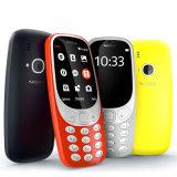 3310의 이동 전화 셀룰라 전화 GSM 900 1800의 단추 기능에 의하여 자물쇠로 열리는 이동 전화