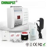 99 zonas sem fio LED Tel Home Alarme de Segurança (PST-TEL99GE)