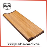 De niet-geweven Tapijten van de Deken van het Gebied van het Bamboe van de Stof Natuurlijke