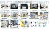 Het zachte van Inkjet Transparante Blad van de pvc- Laminering
