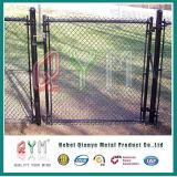 Оцинкованные цепи ограждений и ворота оптовые поставки на заводе