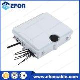 Gpon ONU 0.9mm Coffret de fibre optique à coquilles Distributed Box (FDB-012C)