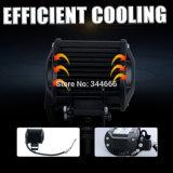 """Nilight 2PCS 18W 1260lm Licht van de Mist van de Vlek Drijf van van de LEIDENE van de Weg de Steun Staaf van Lichten - steun voor SUV Boot 4 de """" Lamp van de Jeep"""