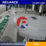 Generi differenti di macchine di coperchiamento della bottiglia