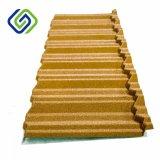 Piedra de color metal revestido de azulejos de techo/Laminado/capas dobles