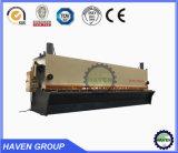 Scherende Maschine CNC-QC11K-20X3200, hydraulische Stahlplatten-Ausschnitt-Maschine