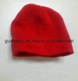 Великолепное цельновывязанное изделие Beanie Beanies//трикотажные Red Hat/трикотажные колпачок и Red Hat Beanie /теплые винты с головкой