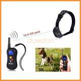 Drahtloser LCD-Fernhundesteueranschlag, der Digitalanzeigen-Elektroschock-Hundehalsring-Training abstreift