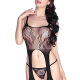 Lingerie sexy nuisette transparente