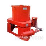 Concentrateur de gravité de l'or de travail efficace de traitement pour la vente à centrifuger