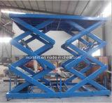 Het hydraulische Platform van de Lift van het Werk met het Ontwerp van de Schaar