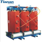 Scシリーズ樹脂の絶縁体の乾式の電源変圧器